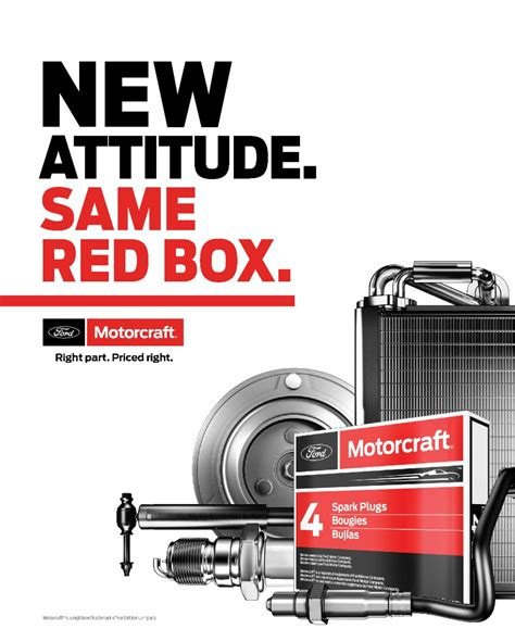 Ford Motorcraft Parts by Motorcraft Delivering More Competitive Pricing And