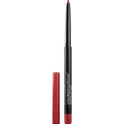 Lip Pencil Maybelline color sensational shaping lip liner ulta