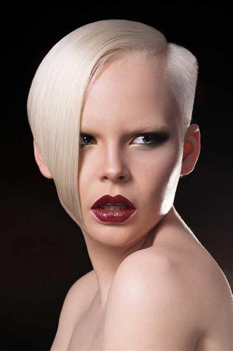 short blonde hairstyles  women