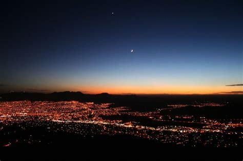 el paso lights the lights of el paso and ciudad juarez