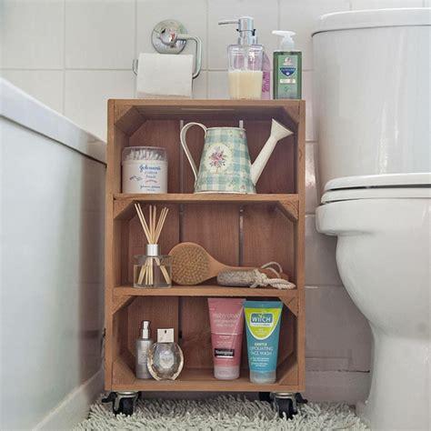 preiswertes badezimmer das ideen umgestaltet 18 ideen f 252 r eine obstkisten regal originell und