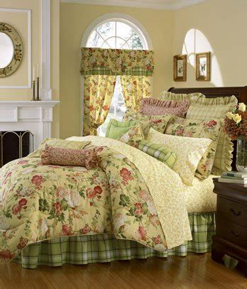 thomasville comforter sets thomasville serafina comforter set w 18in bed ruffle