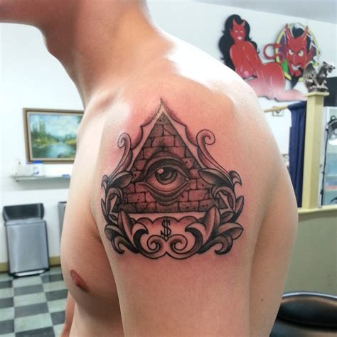 all eyes on me tattoo designs 60 greatest all seeing eye ideas a mystery on skin