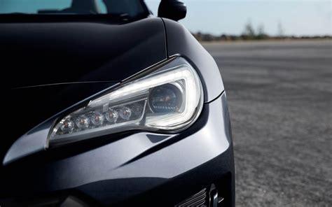 subaru headlight 2017 subaru brz revealed more power updated design
