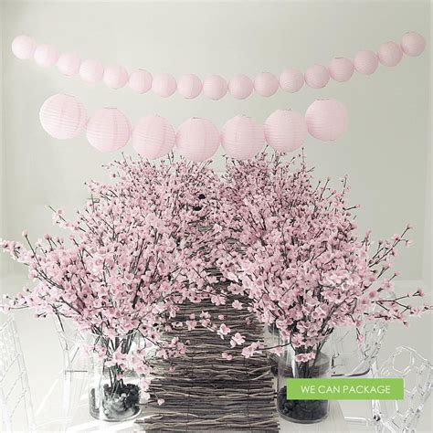 cherry blossom table decorations diy wedding centerpiece ideas diy gold home decorations