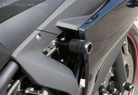 Frame Slider Yamaha R25 Nui Racing sato racing frame sliders yamaha yzf r3 r25 15