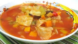 original cabbage soup recipe for cabbage soup diet