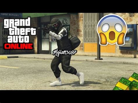 gta 5 online modded outfit tryhard/rng (yellow warrior