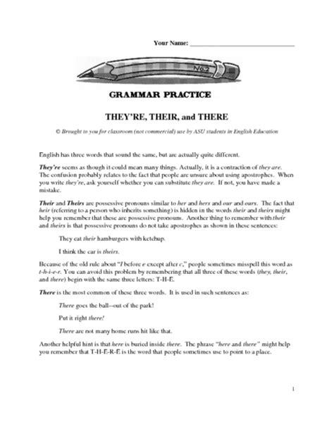 Grammar Practice Worksheets 8th Grade by Number Names Worksheets 187 Grammar Practice Worksheet