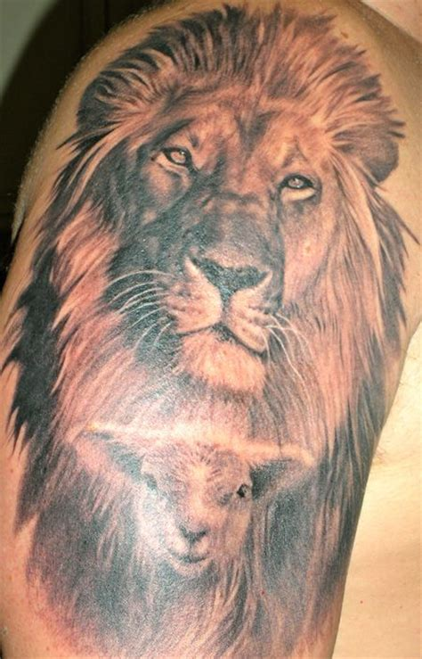 lion and lamb tattoo designs 25 best ideas about on lions tap