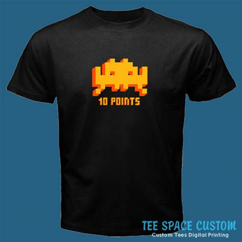 Custom Made Tees At Roy by It Crowd Roy 10 Points Space Invaders Quotes Eb35