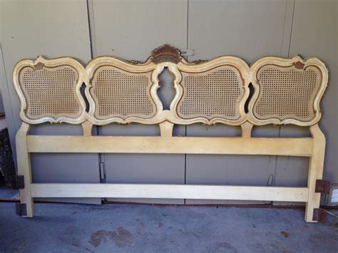 Vintage Headboards For Beds by 25 Widdicomb Vintage Headboard By Majesticgenesisdecor