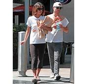 The Couple Was Spotted Leaving Jersey Mikes In Hollywood With Jessica