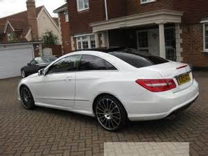 White Mercedes For Sale 2012 White Mercedes E350 Coupe For Sale With Cars For