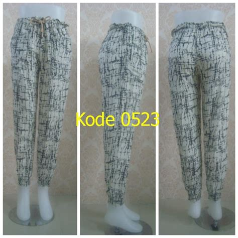 Kaos Buat Atasan Oleh Oleh Jepang jual celana katun jepang 0523 harga murah jakarta oleh pt