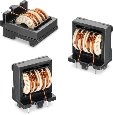common mode choke power line we fcl common mode power line choke common mode chokes for power lines wurth electronics