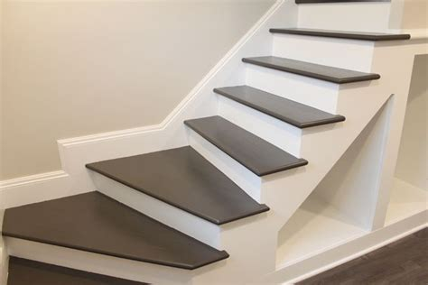 17 best ideas about basement steps on