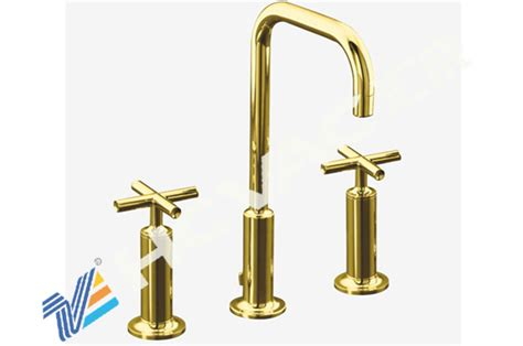 Sputtering Faucet by Brass Faucet Stainless Steel Tap Vacuum Pvd Titanium