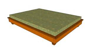 Simple Bed Frame Plans Woodwork Simple Single Bed Frame Plans Pdf Plans