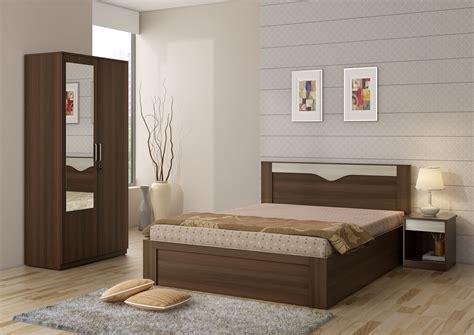 spacewood crescent bed room set queen size storage bed