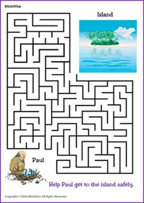 printable games for jail 1000 images about bible paul acts his letters on