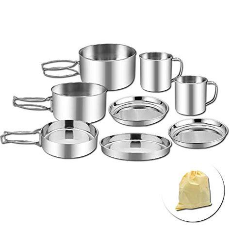 cing cookware outdoor pot pan cooking equipment heat