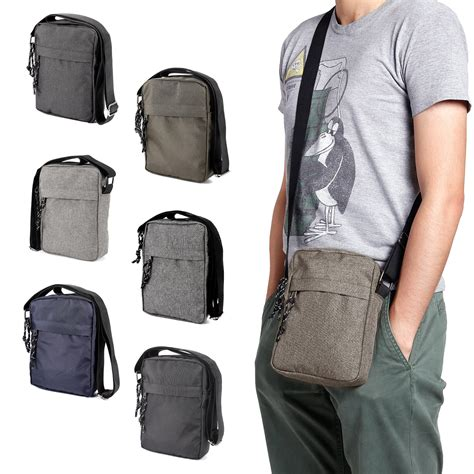 Travel Messenger Bag mens travel messenger bag shoulder bag crossbody handbag