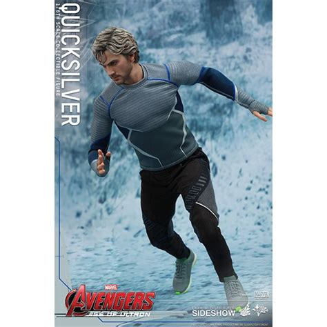 quicksilver movie online avengers age of ultron movie masterpiece action figure 1 6