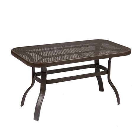 wrought iron patio coffee table outdoor furniture garden patio set wrought iron coffee