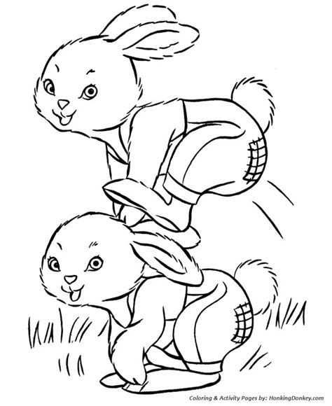 cottontail rabbit coloring page 137 best images about coloring easter halloween on
