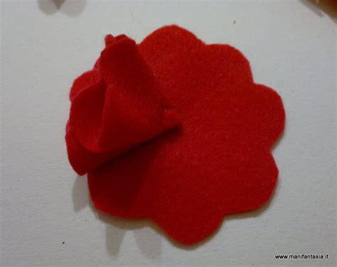 fiori pannolenci modelli fiore di pannolenci tutorial schemi manifantasia