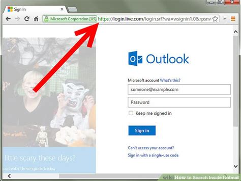How To Search On Hotmail How To Search Inside Hotmail 11 Steps With Pictures Wikihow