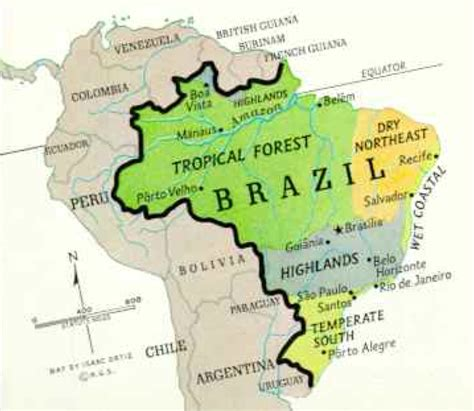 5 themes of geography on brazil lession in brazilian geography for frank o gehry