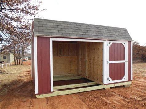 shed rooms lofting shed tack room set up