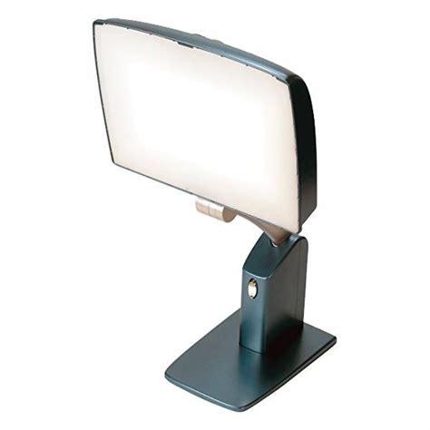 bright light therapy l carex day light sky bright light therapy system light