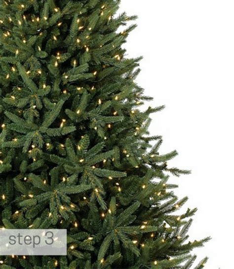 what is fluffing a christmas tree how to shape your tree treetopia