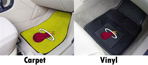 nba floor mats seat covers unlimited