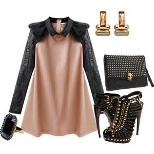 girls night out polyvore