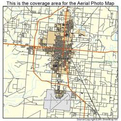 aerial photography map of roswell nm new mexico