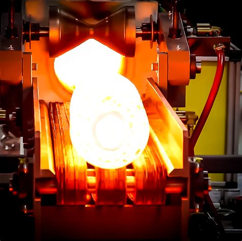 induction heating forge inductoheat induction heating equipment