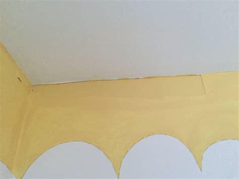 Refaire Un Plafond Fissuré by Plafond Fissur Best Dalle Faux Plafond Bord Chanfrein