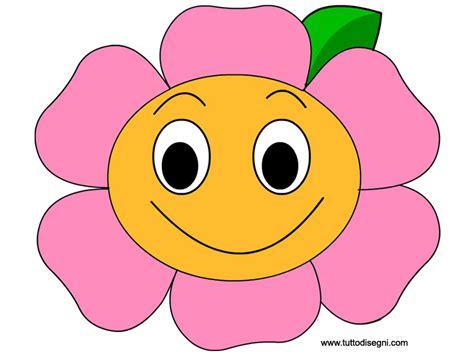 fiori per bambini fiore maschera per bambini tuttodisegni