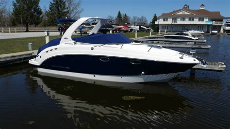 chaparral boats used ontario chaparral 270 signature 2015 used boat for sale in keswick