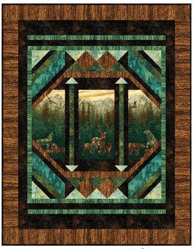 nature quilt pattern aspen nature quilt pattern by nine mile patterns at