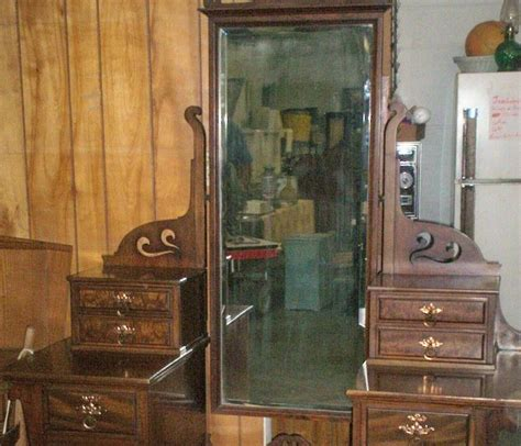 Length Mirror Dresser by Real Antiques Mohogany Dresser Length Mirror 350