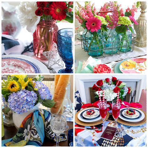 summer parties summer party decorations 6 colorful tablescape ideas