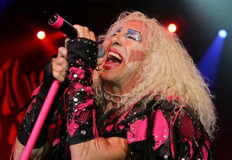 heavy metal singer deid in 2016 twisted sister hair metal heavy hard rock concert singer