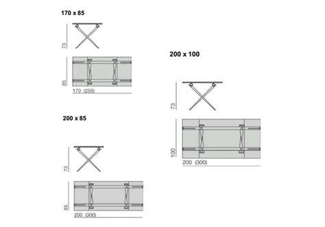 de salto tavoli desalto tender 420 extendable table milia shop