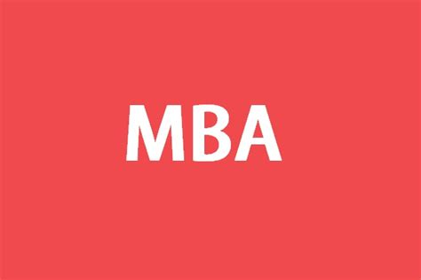 Single And Mba by Ibf Course Single