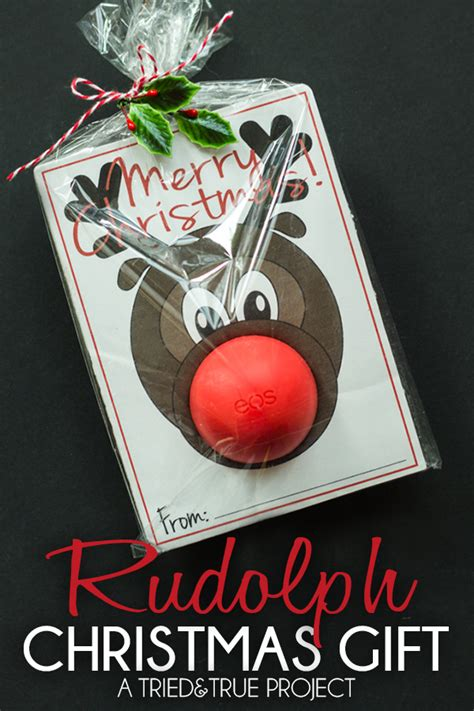 best 12 days of christmas gifts diy rudolph gift best 12 days of the crafting